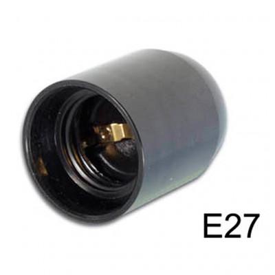 Portalámpara E27