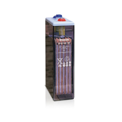Batería Exide Classic Solar 4100