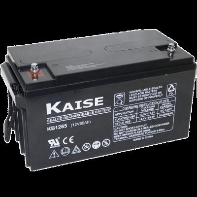 Bateria Kaise 65Ah 12V