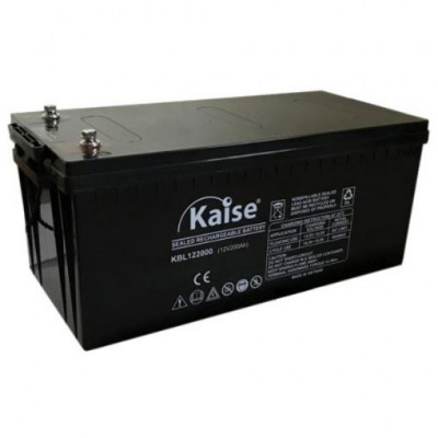 Bateria Kaise 200Ah 12V