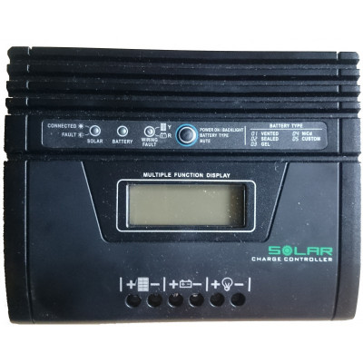 Regulador Solar RS MPPT 300W 12V