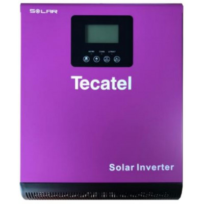 Inversor Cargador Regulador Tecatel 3000W 24V PWM