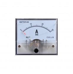 Amperimetro Analogico 30A