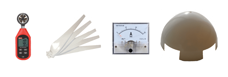 Accesorios Aerogeneradores - Aerogeneradores | Maximiza La Energía