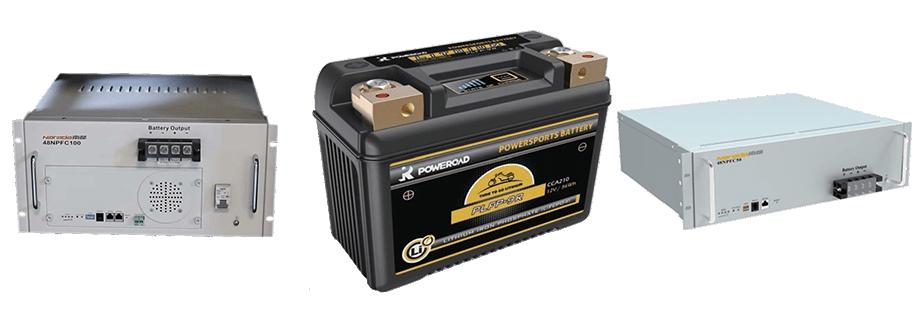 Baterías Litio - Máxima Calidad y Durabilidad | Renovables  del Sur