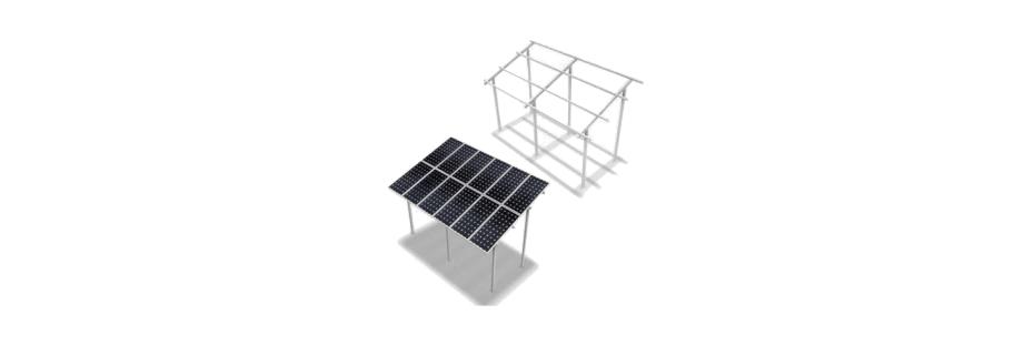 Estructuras Especiales - Paneles Solares | Renovables y Creatividad