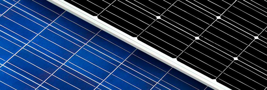 Paneles Solares Policristalino, Monocristalino y Accesorios Fotovotaica | Paneles Solares