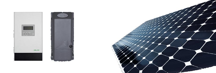 Reguladores Solares MPPT - Aislada y Conexión a la Red | Renvables (Sevilla)