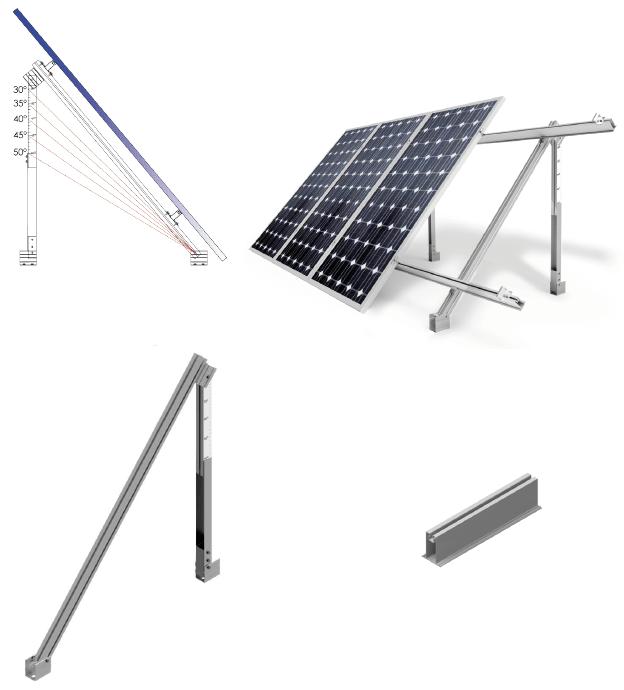 Estructura Sunfer 14.1V - Renovables del Sur