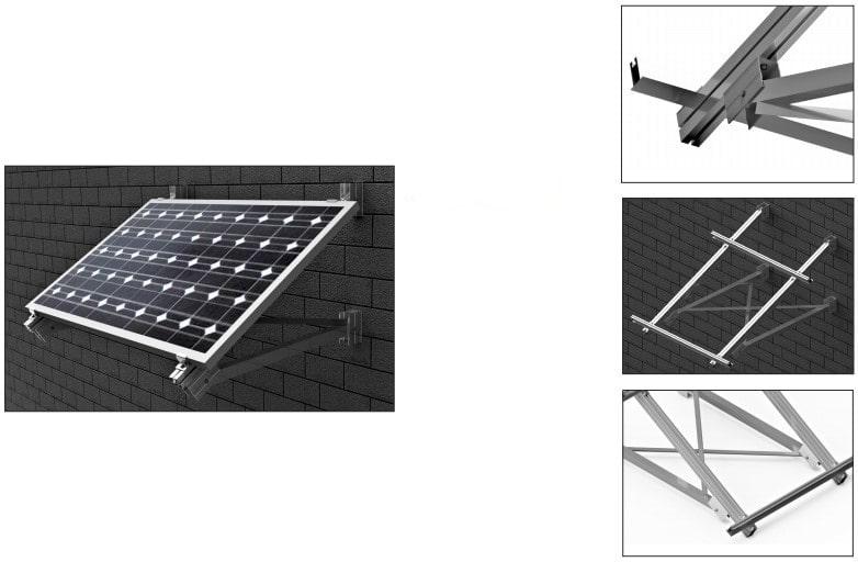 Estructura Sunfer 15H - Renovables del Sur