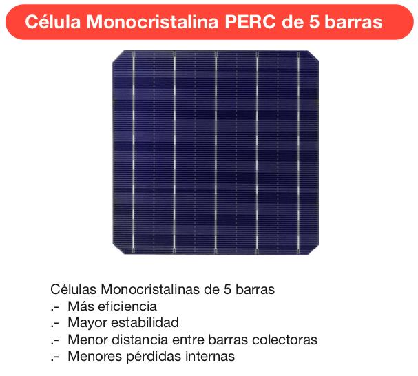 Panel solar 370W monocristalino renovables del sur