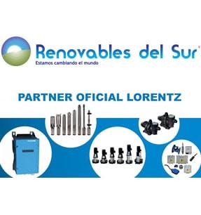 Bombeo solar Lorentz